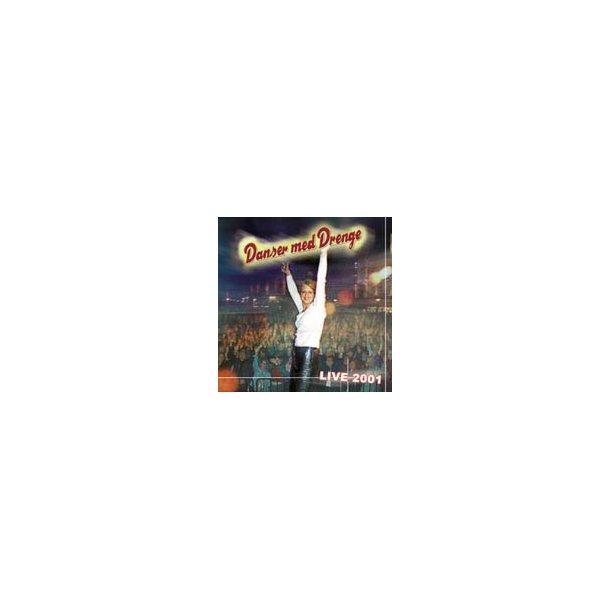 CD: Live 2001