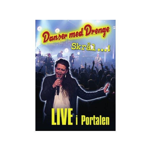 DVD: Skrål ... ! Live i Portalen